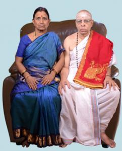 Shri Goda Venkateswara, SRI VIDYA